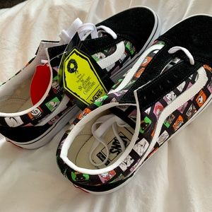 "Vans ""Nightmare Before Christmas"" Tennis Shoes"